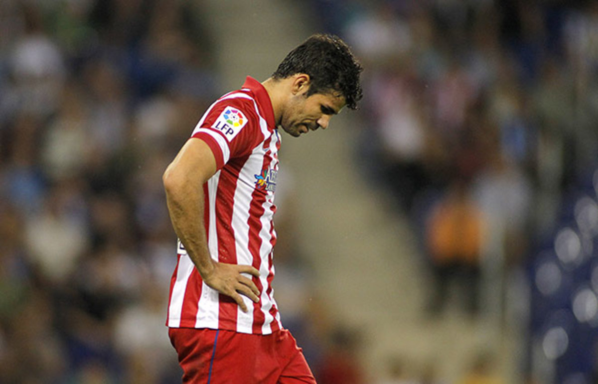 Diego Costa. (Photo: Maxisport/Shutterstock)