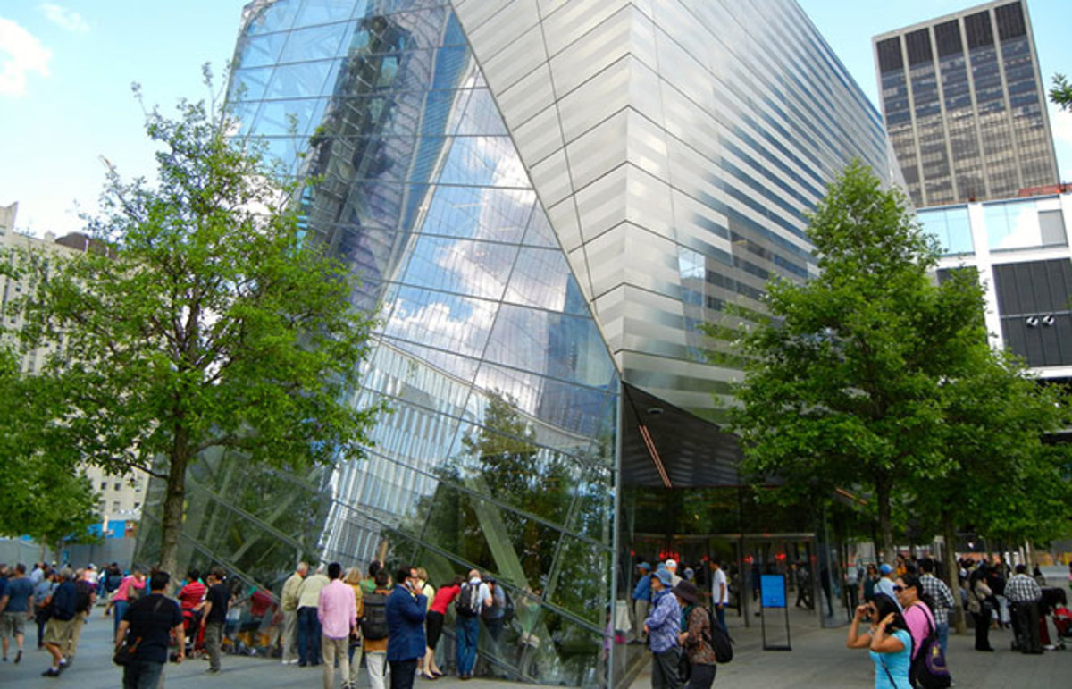 The National September 11 Memorial Museum. (Photo: tanenhaus/Flickr)
