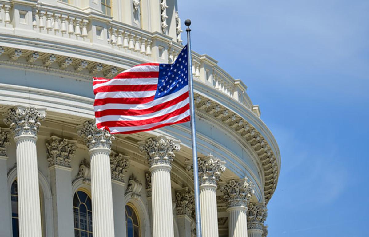U.S. Capitol building. (Photo: Orhan Cam/Shutterstock)