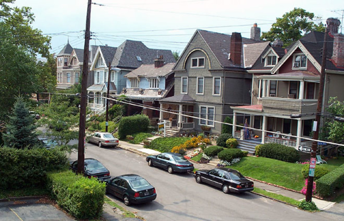 The Shadyside neighborhood of Pittsburgh, Pennsylvania. (Photo: Tomcool/Wikimedia Commons)