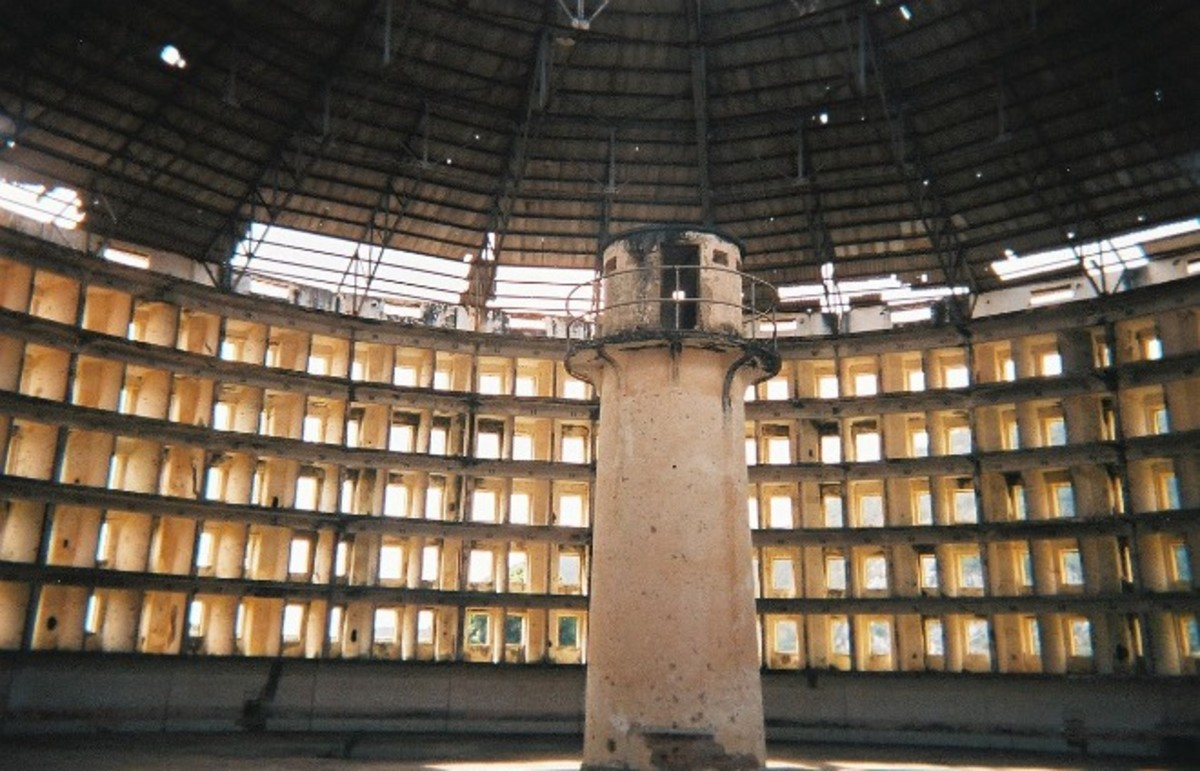 Image result for Panopticon Observation Prison