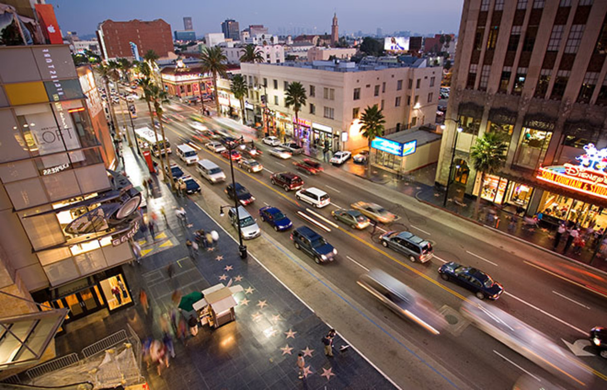 Hollywood. (Photo: Diliff/Wikimedia Commons)