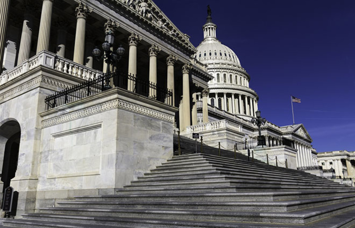 The Capitol in Washington, D.C. (Photo: mdgn/Shutterstock)