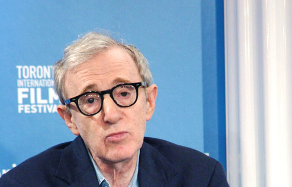 Woody Allen. (Photo: Everett Collection/Shutterstock)
