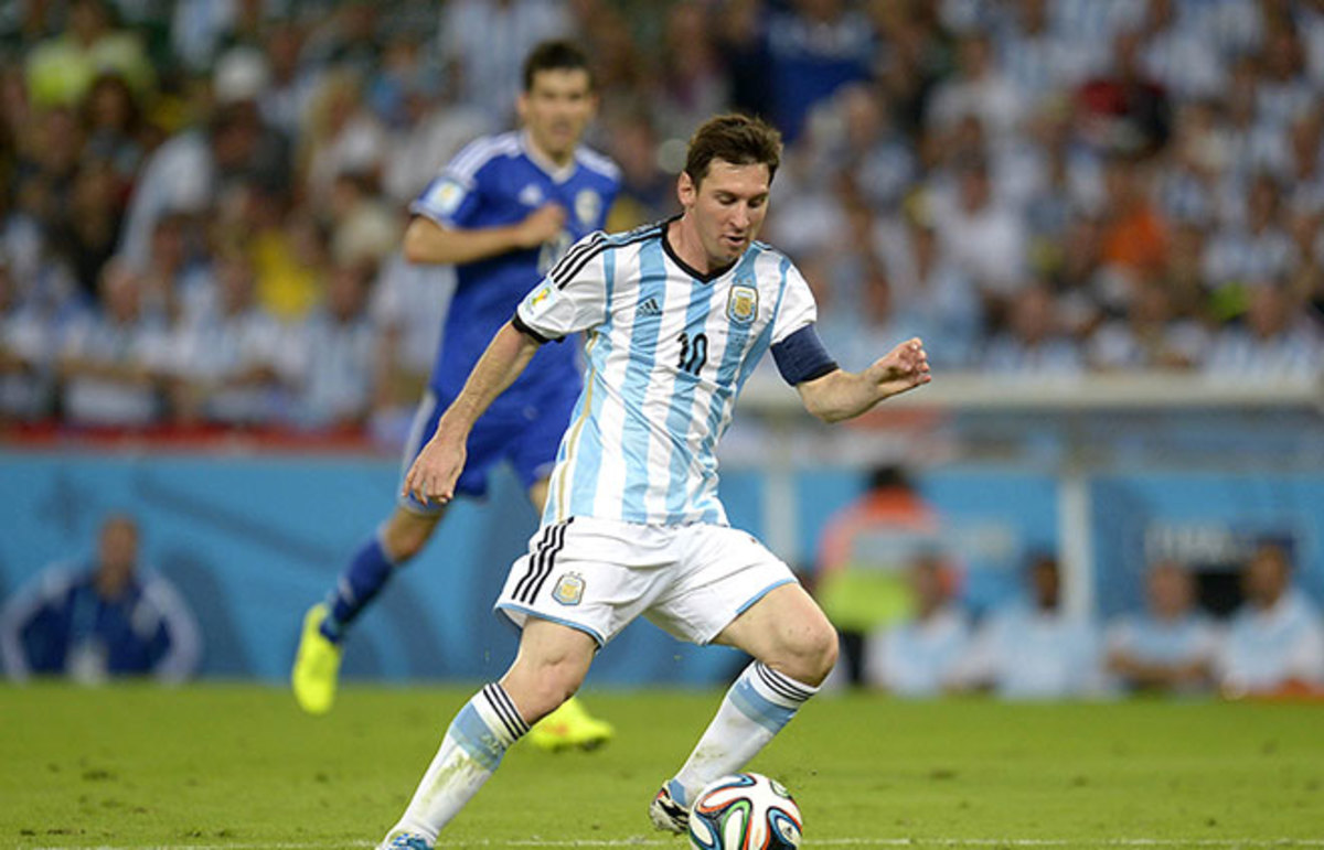 Lionel Messi. (Photo: ANDRE DURAO/Shutterstock)