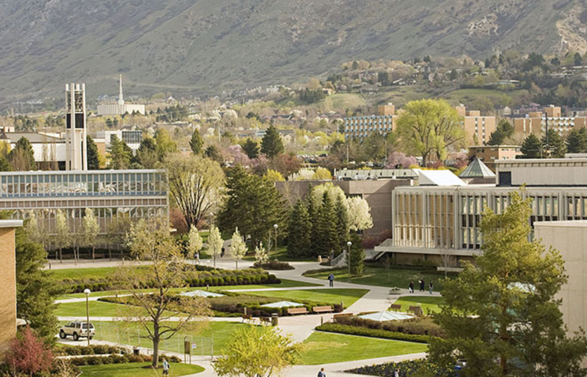 Brigham Young University. (Photo: Jaren Wilkey/Wikimedia Commons)
