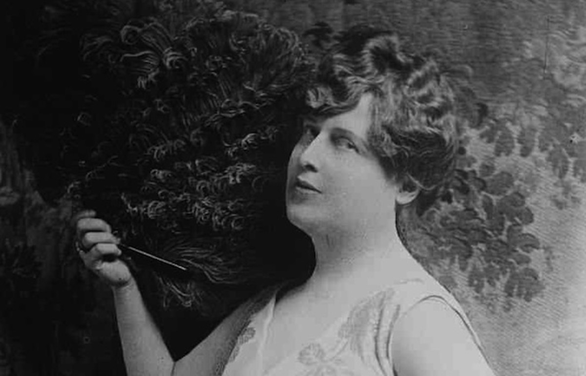 Florence Foster Jenkins. (Photo: Wikimedia Commons)