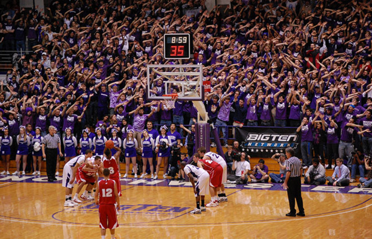 The Northwestern Wildcats. (Photo: bradleypjohnson/Flickr)