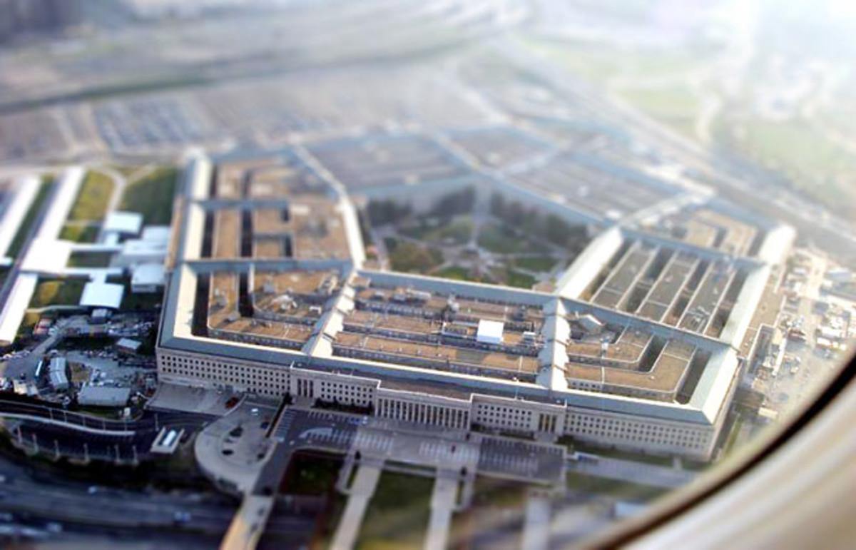 The Pentagon. (Photo: Michael Baird/Flickr)