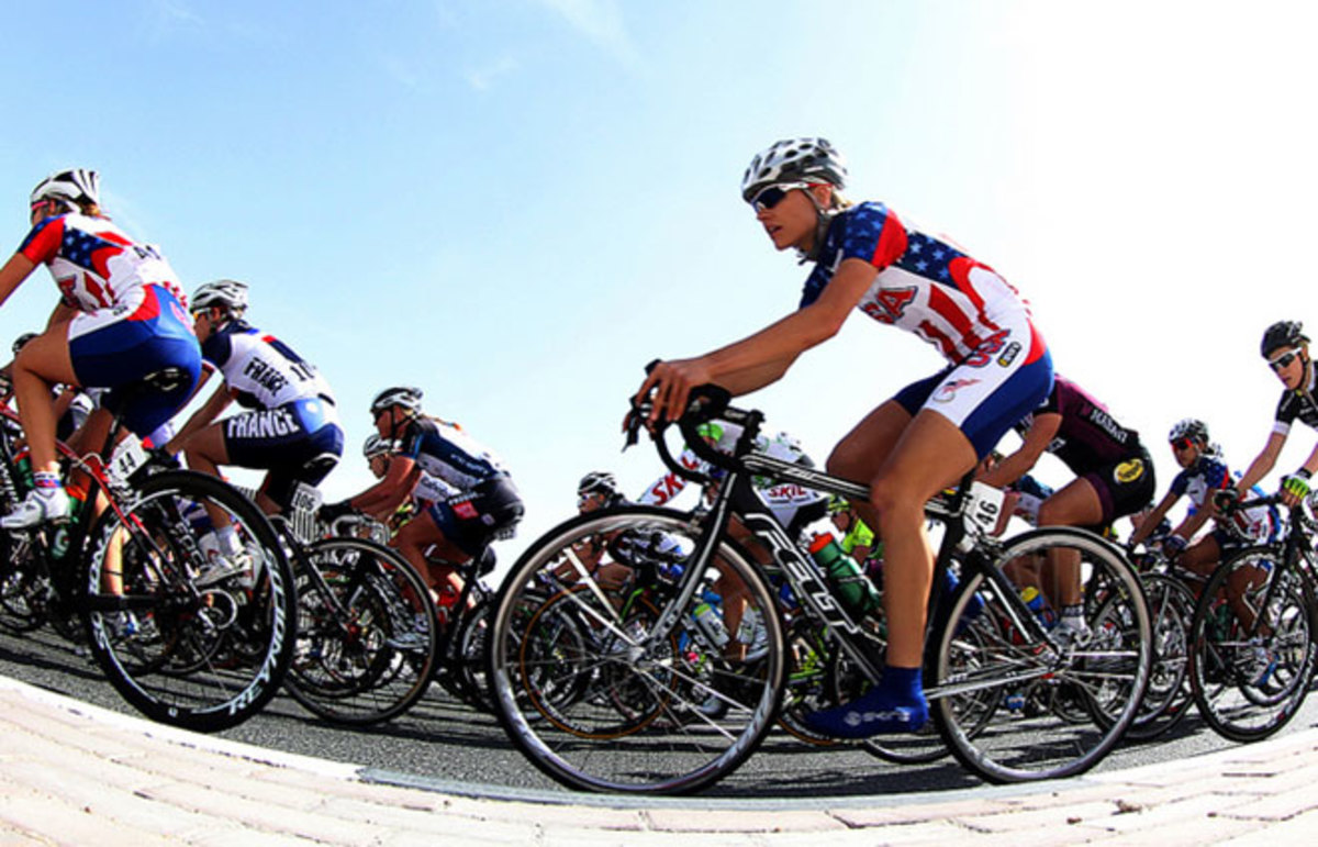 The Ladies Tour of Qatar. (Photo: dohastadiumplusqatar/Flickr)