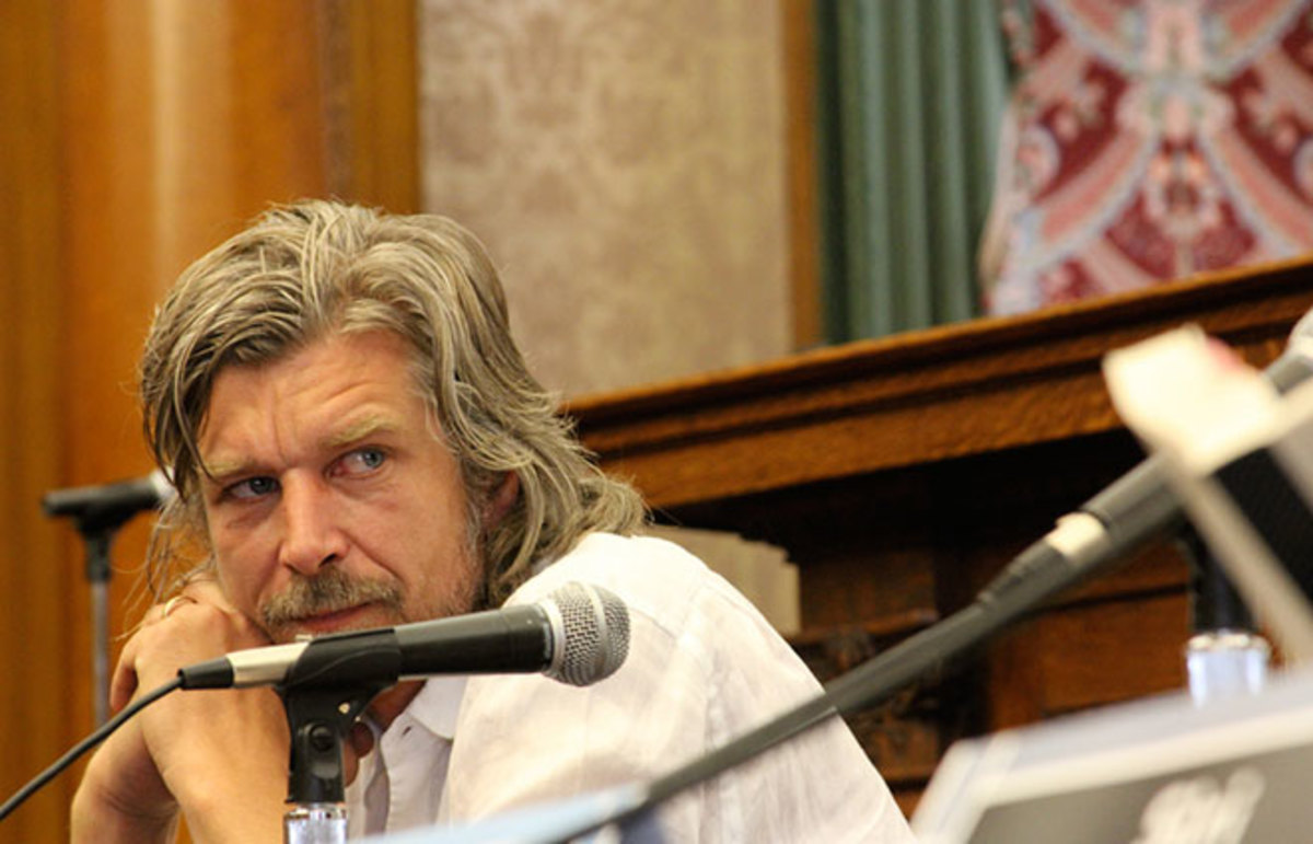 Karl Ove Knausgaard. (Photo: editrrix/Flickr)