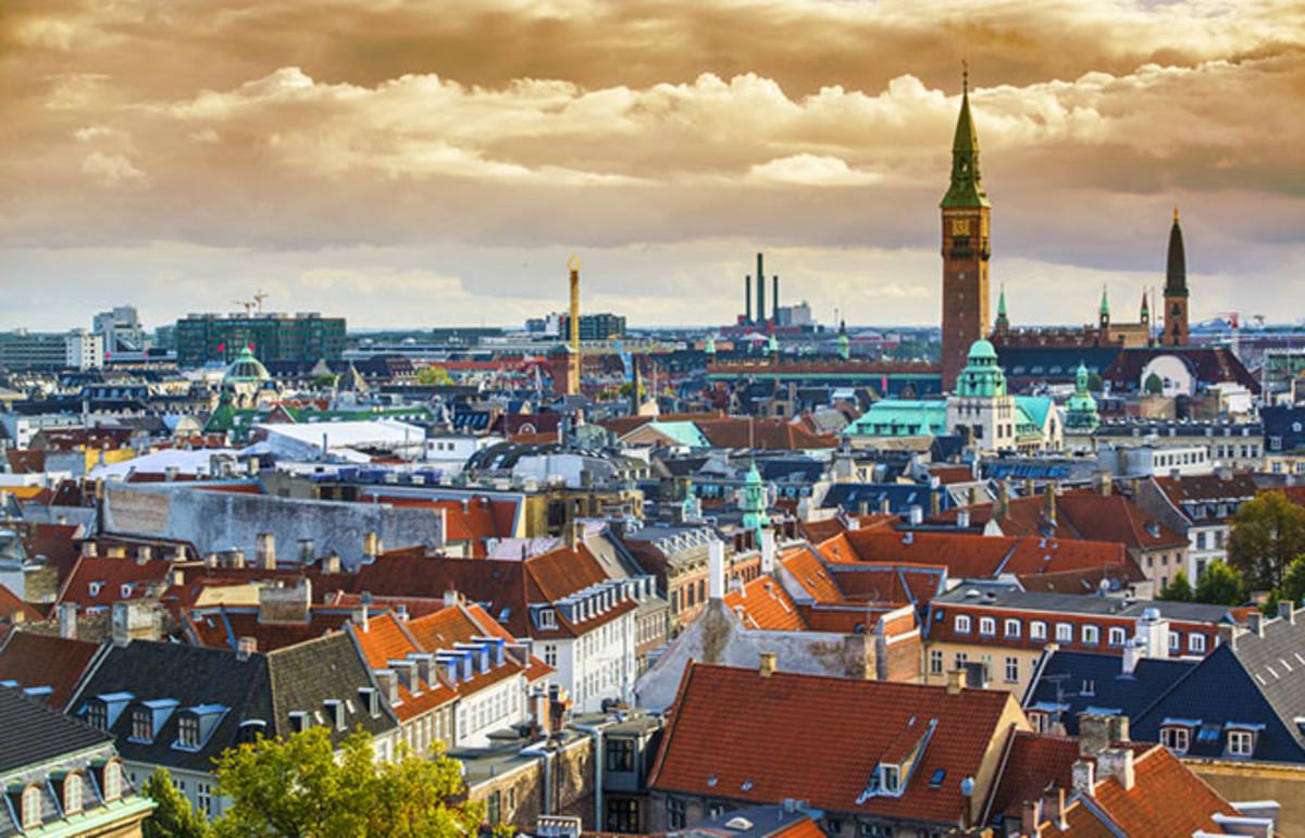 Copenhagen, Denmark. (Photo: Sean Pavone/Shutterstock)