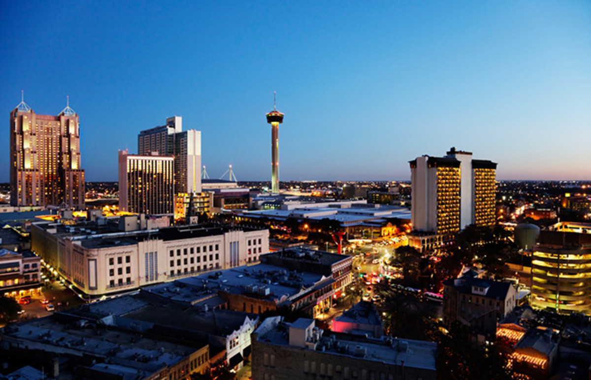 Is San Antonio, Texas, attracting Millennials? (Photo: Jo Ann Snover/Shutterstock)