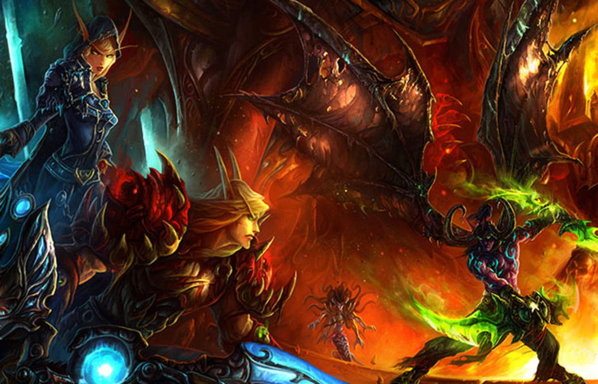 World of Warcraft. (Photo: Blizzard Entertainment)