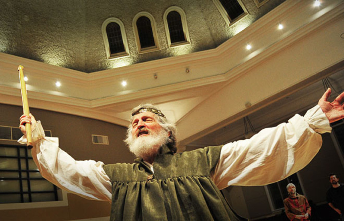 A performance of King Lear in Ontario, Canada. (Photo: tsaiproject/Flickr)