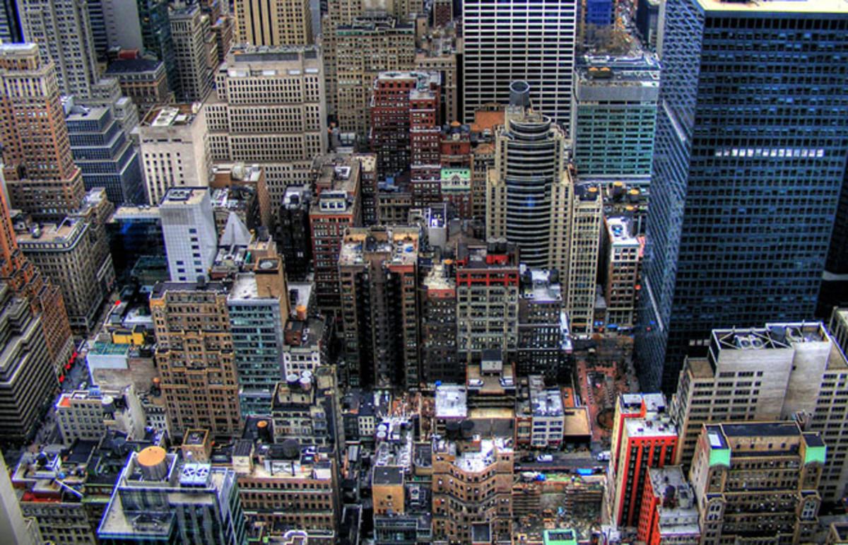 New York City. (Photo: Chris Isherwood/Flickr)