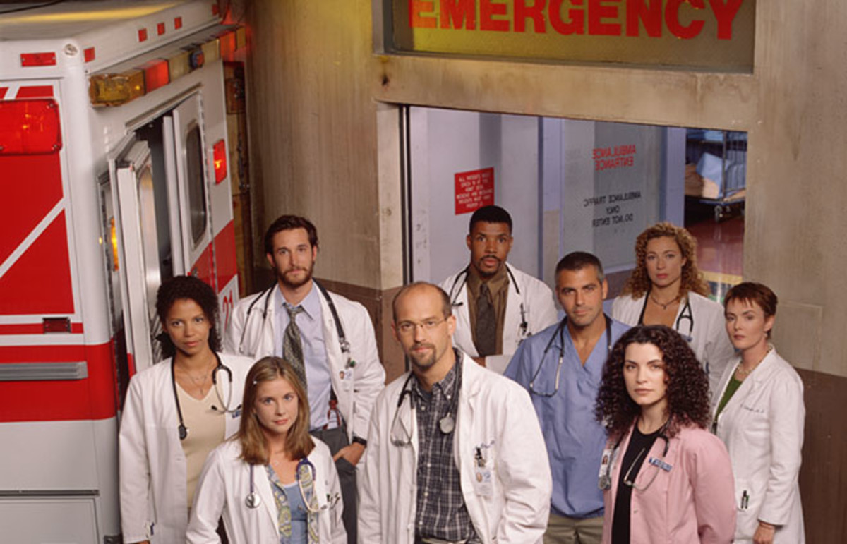 E.R. (Photo: Warner Bros. Television Distribution)
