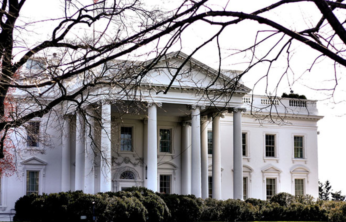 The White House. (Photo: Phil Roeder/Flickr)