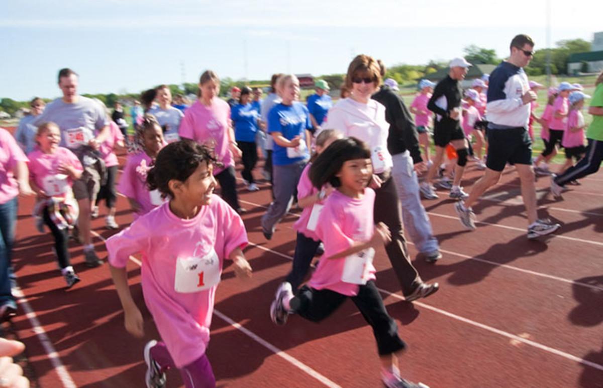 Girls on the Run. (Photo: Steven Depolo/Flickr)