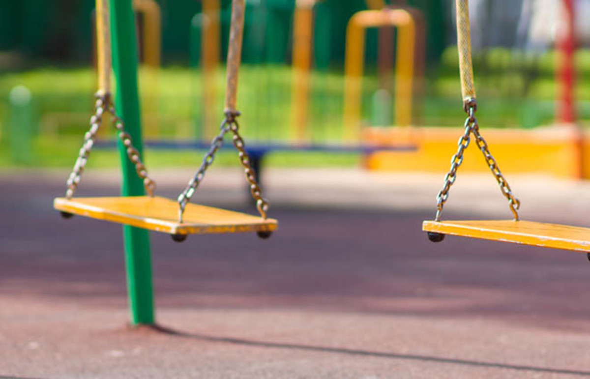 Debra Harrell left her nine-year-old daughter at a playground while she was working a shift at McDonald's. (Photo: Aleph Studio/Shutterstock)
