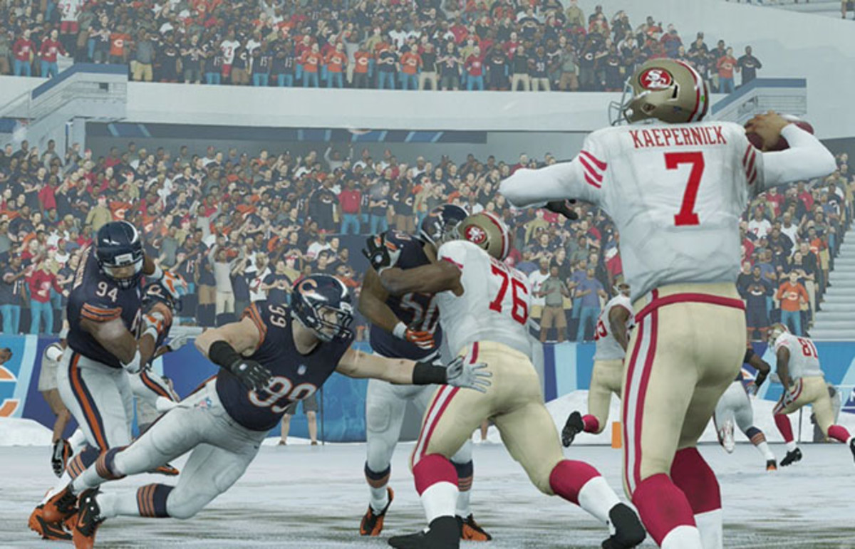 Madden NFL 15. (Photo: EA Sports)