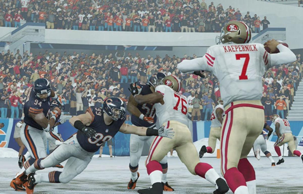 Madden NFL 15. (Photo: EA Sports)