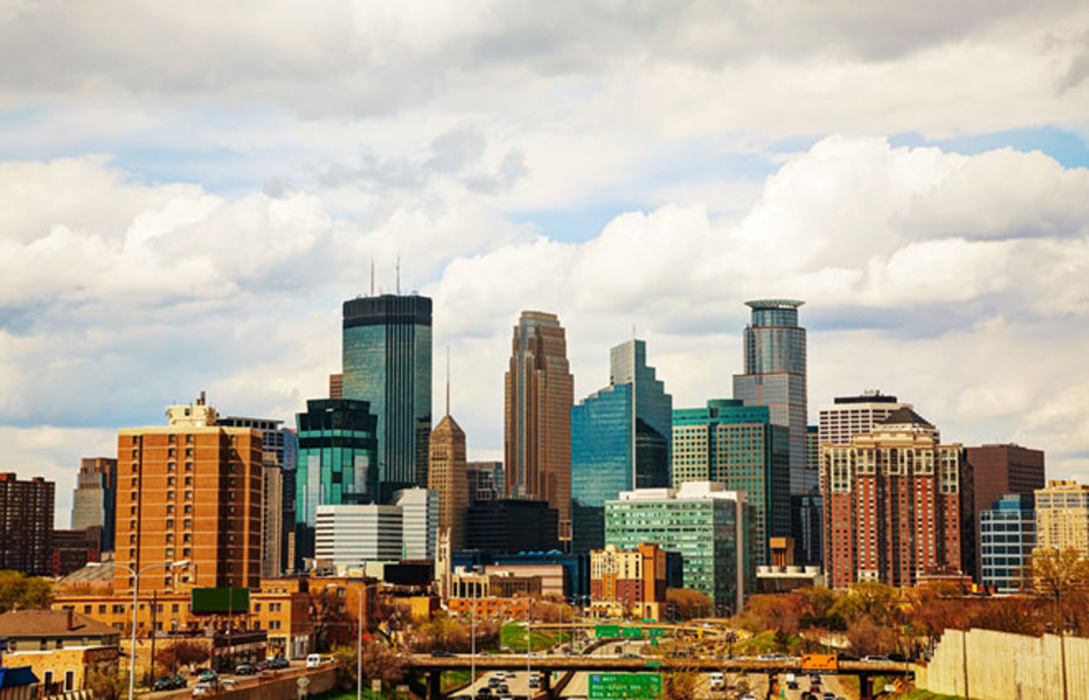 Minneapolis, Minnesota. (Photo: photo.ua/Shutterstock)