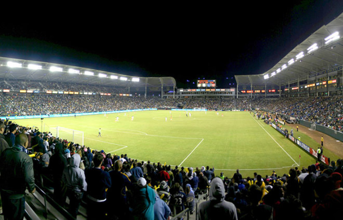 The Home Depot Center in Carson, California. (Photo: YoTuT/Flickr)