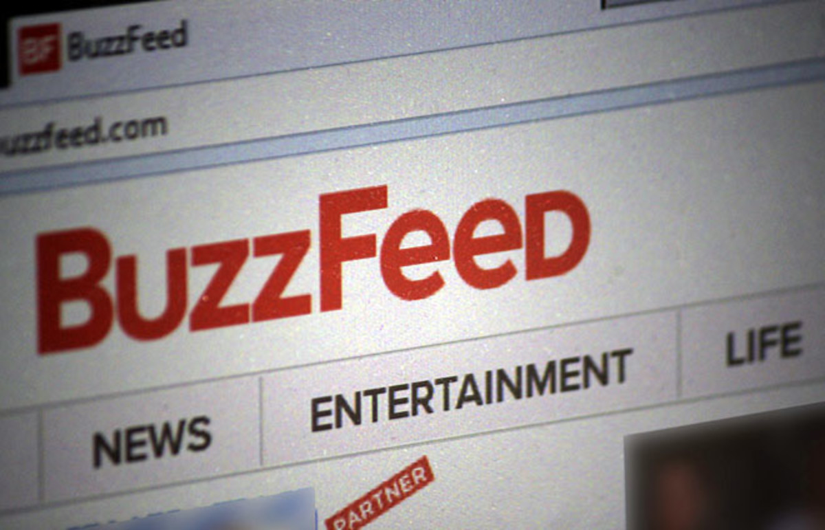 BuzzFeed. (Photo: 360b/Shutterstock)