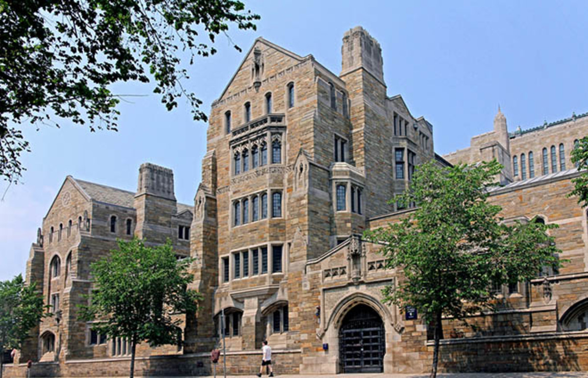 Yale University. (Photo: Pete Spiro/Shutterstock)