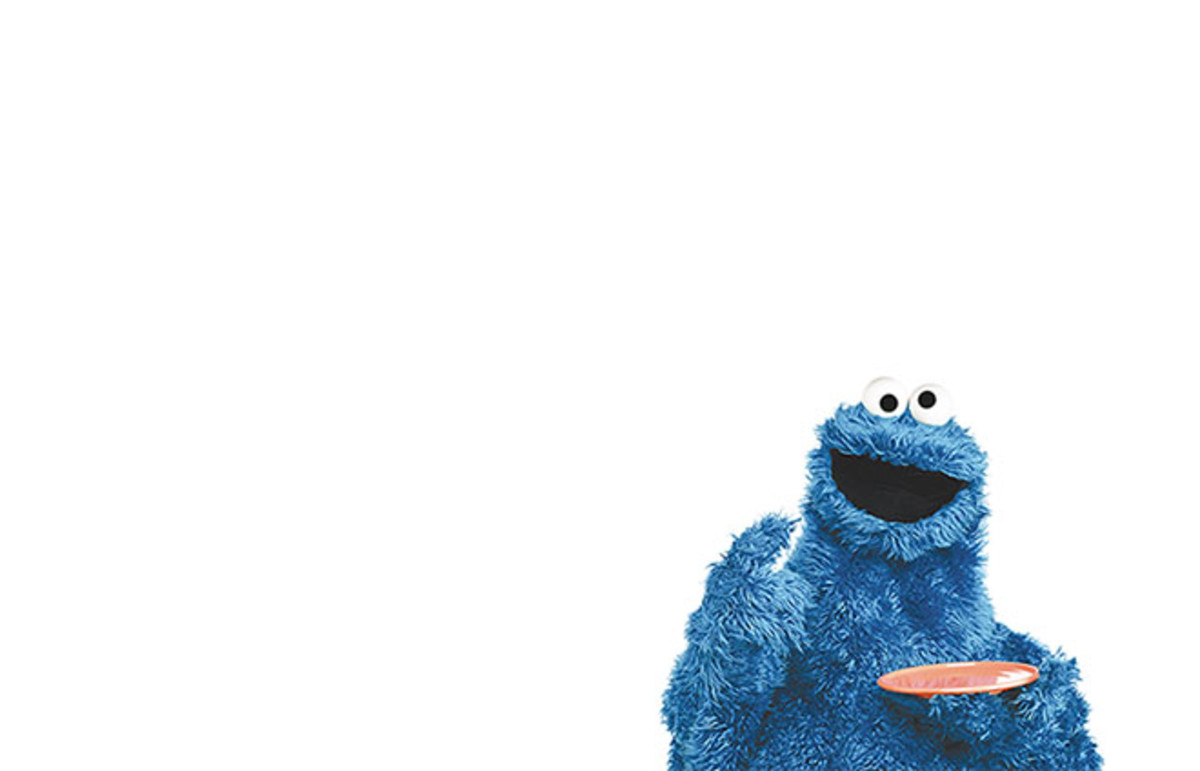 Cookie Monster. (Photo: Sesame Workshop)