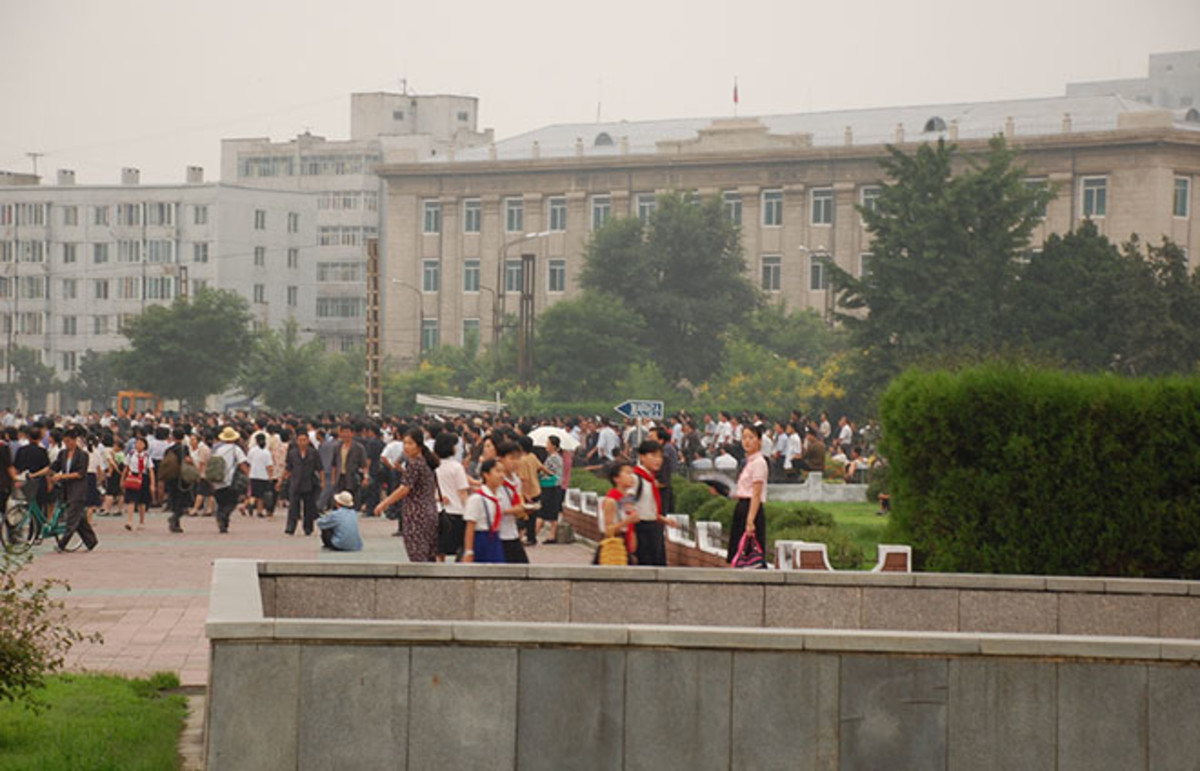 North Korea, where few people ever get in—or out. (Photo: fljckr/Flickr)