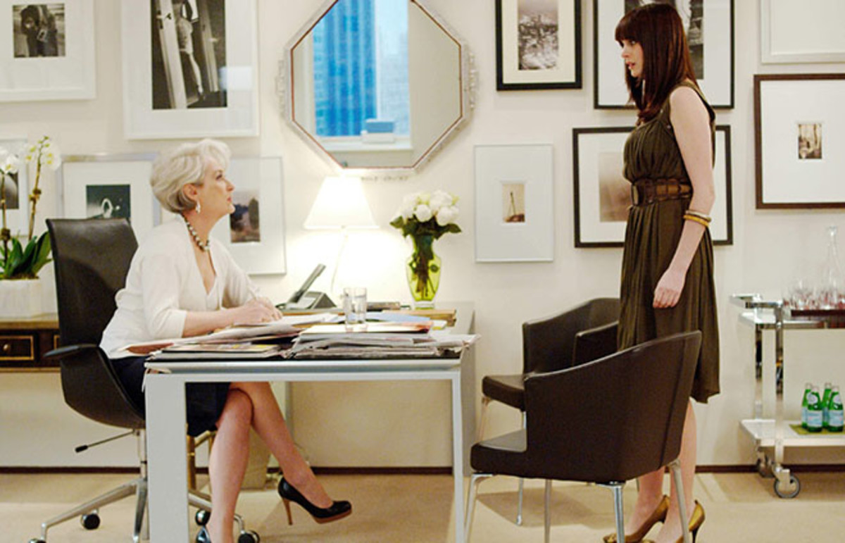 Meryl Streep in The Devil Wears Prada. (Photo: 20th Century Fox)