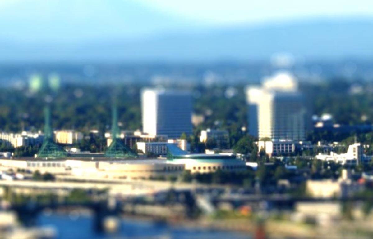 Portland, Oregon. (Photo: Paul Turner/Flickr)