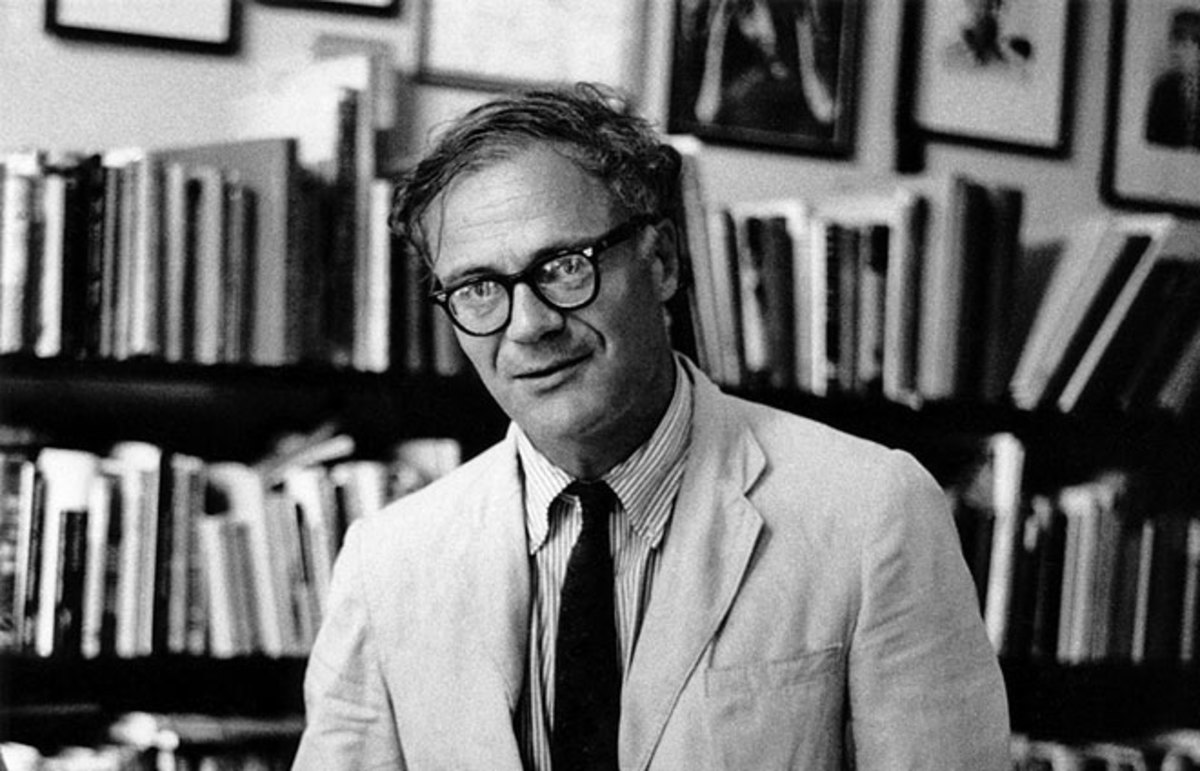 Robert Lowell. (Photo: Wikimedia Commons)