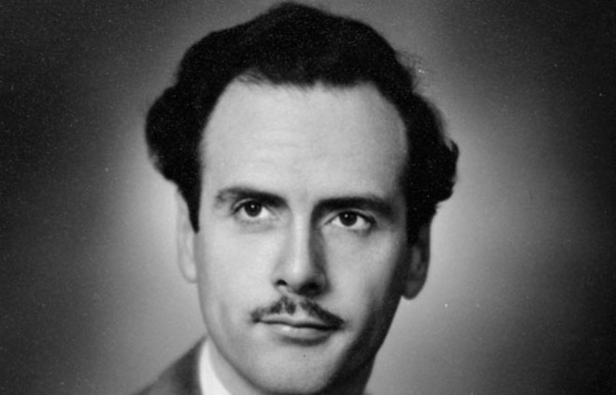 Marshall McLuhan. (Photo: Wikimedia Commons)