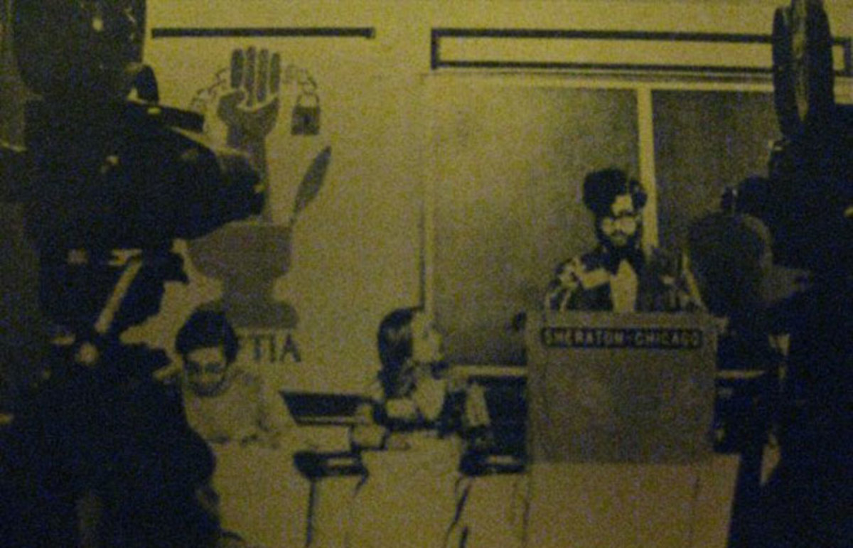 The CEPTIA press conference in 1973. (Photo: CEPTIA/Facebook)
