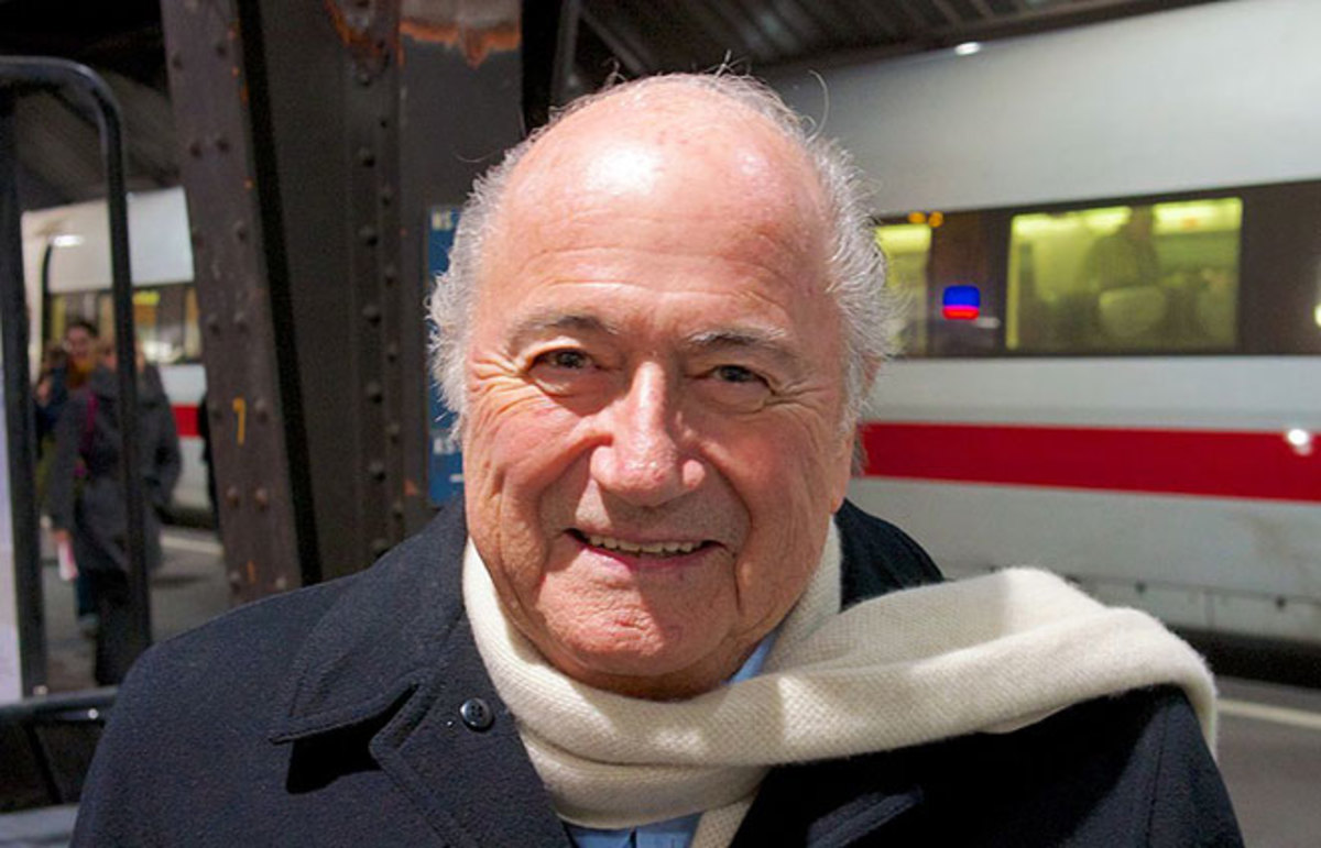 Sepp Blatter, FIFA president. (Photo: Wikimedia Commons)