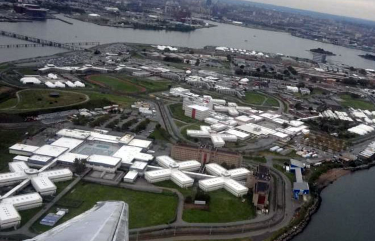 Rikers Island. (Photo: Tim Rodenberg/Flickr)