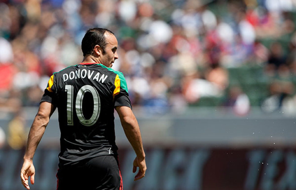 Landon Donovan. (Photo: Photo Works/Shutterstock)