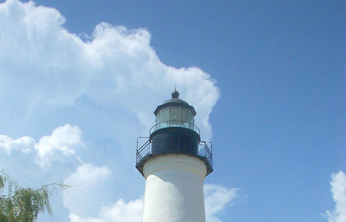 Port Isabel lighthouse. (Photo: Wikimedia Commons)