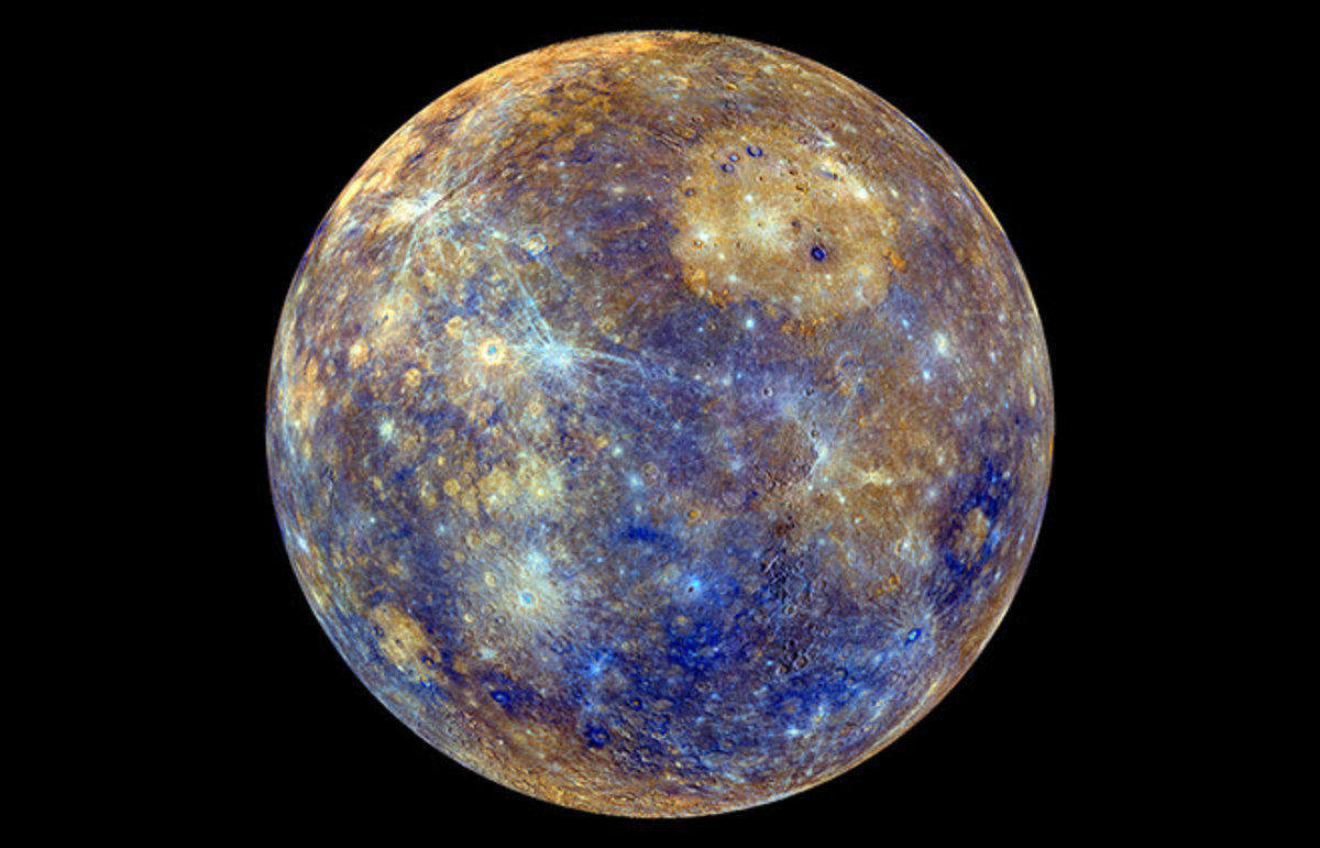 Mercury. (Photo: gsfc/Flickr)