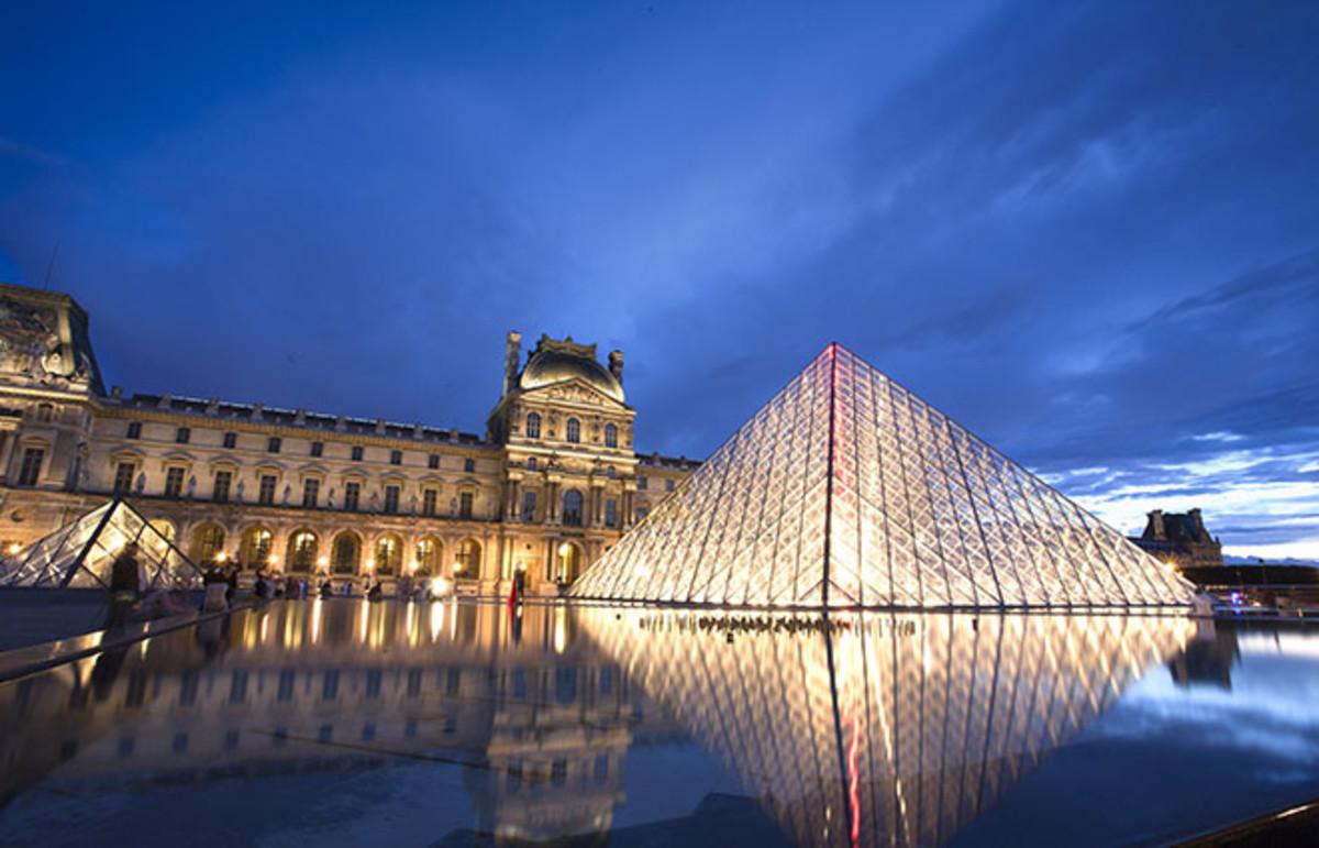 Musée du Louvre. (Photo: Kosala Bandara/Flickr)