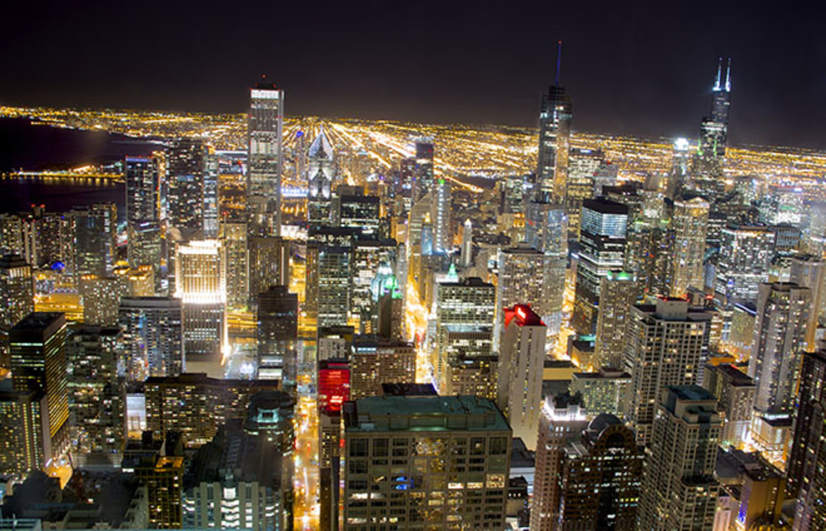 Chicago, Illinois. (Photo: James McCaffrey/Flickr)