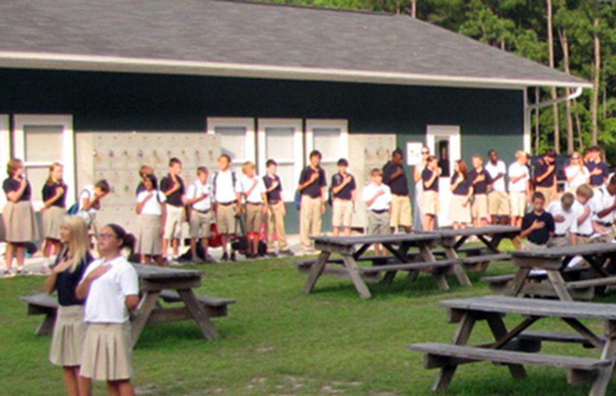 (Photo: Charter Day School)