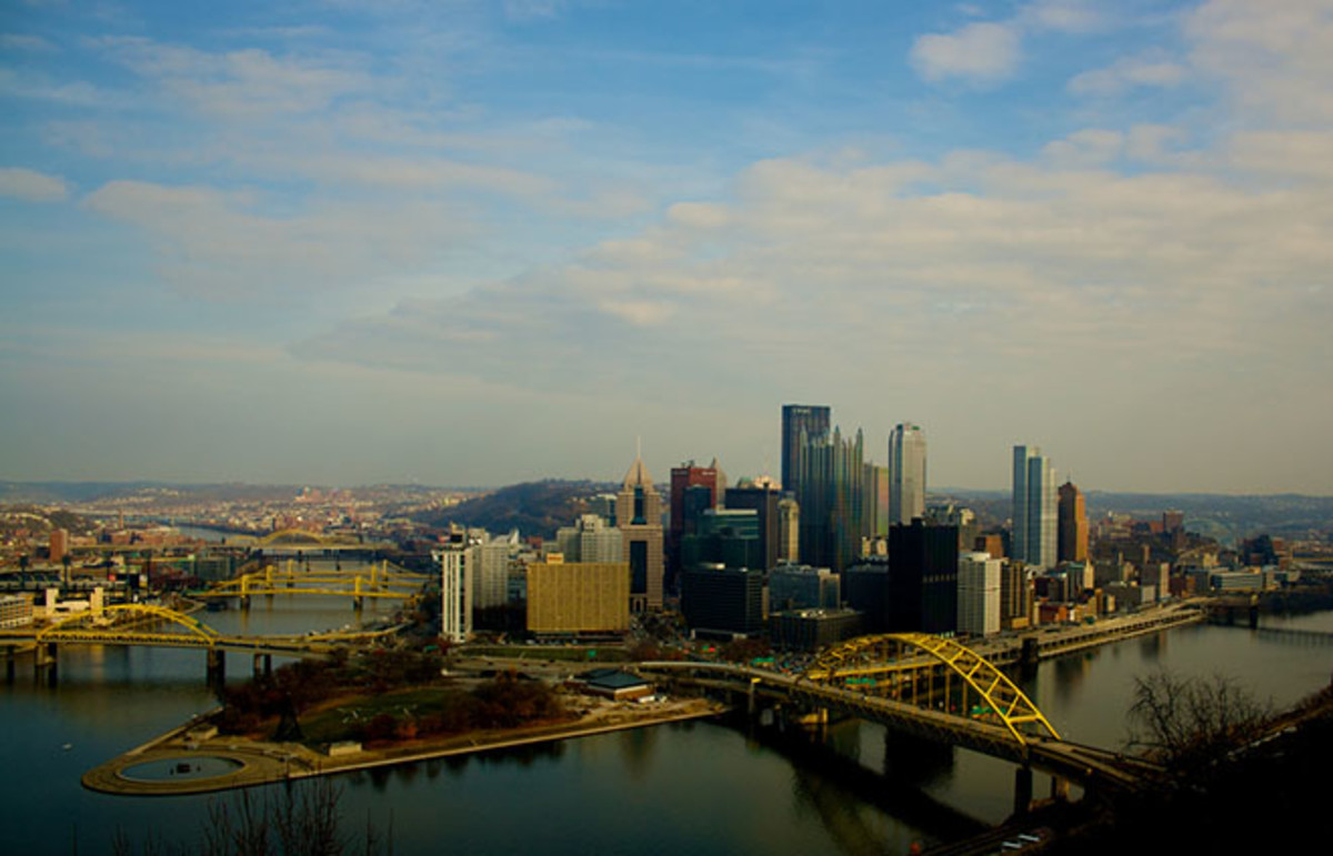 Pittsburgh, Pennsylvania. (Photo: Sakeeb Sabakka/Flickr)