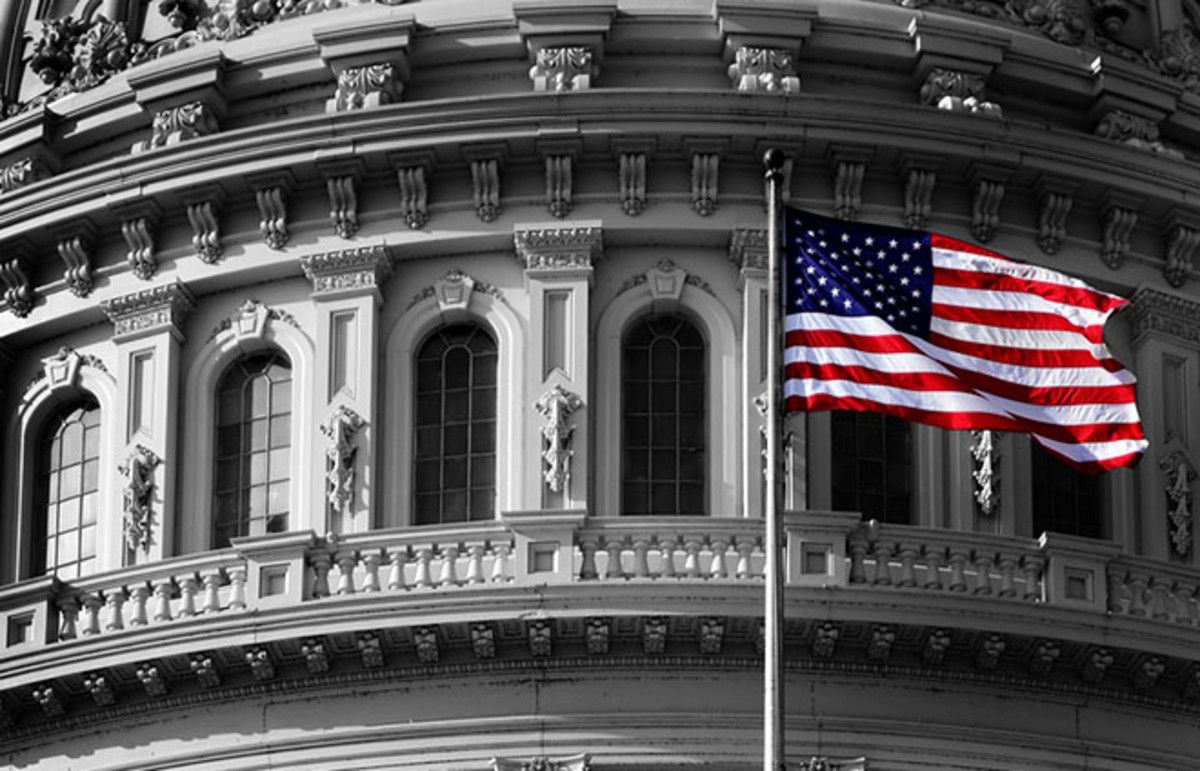 U.S. Capitol Building. (Photo: Lane V. Erickson/Shutterstock)