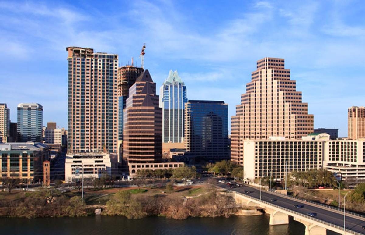 Downtown Austin, Texas. (Photo: Brandon Seidel/Shutterstock)