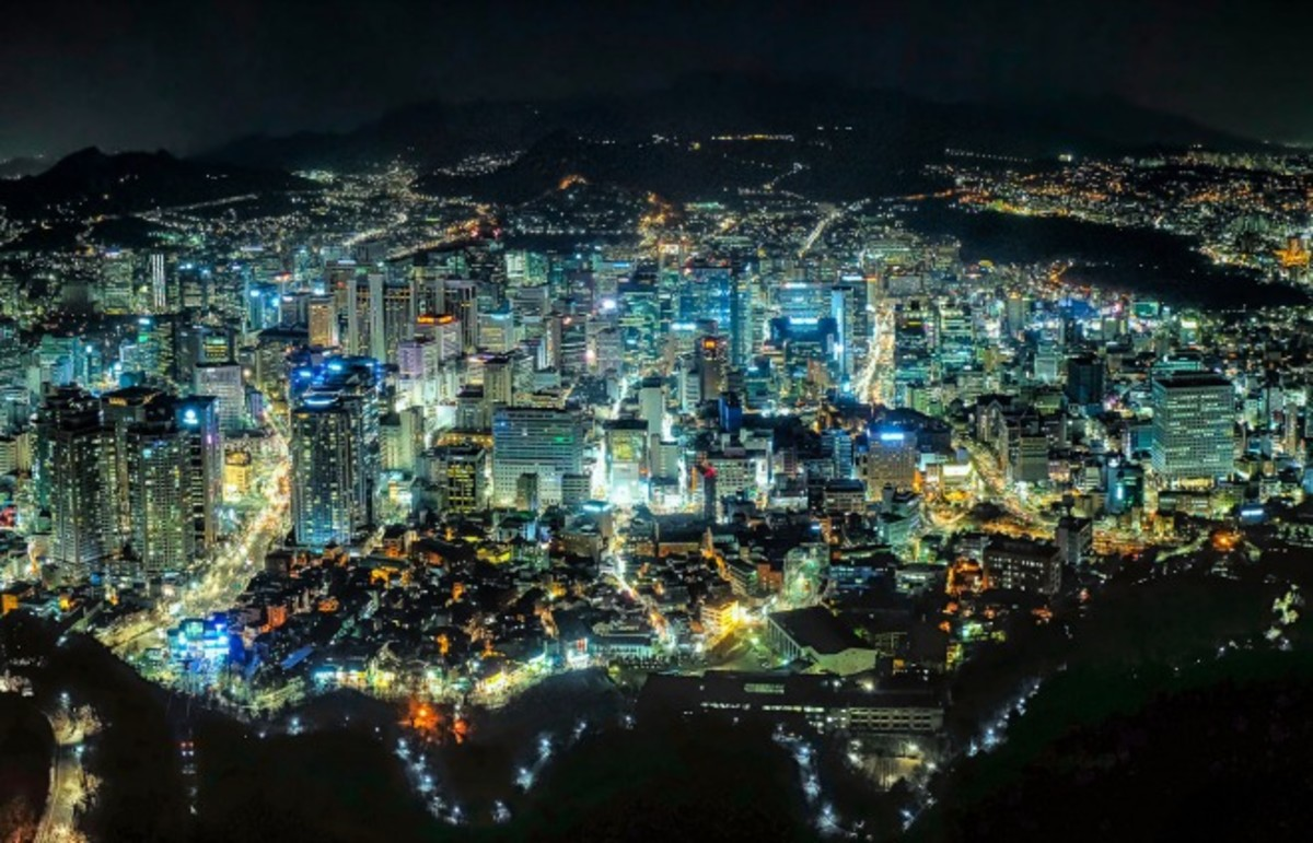 Seoul. (Photo: clintsharp/Flickr)
