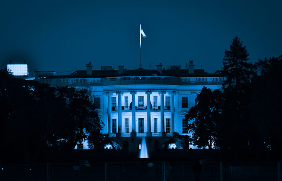 The White House. (Photo: Orhan Cam/Shutterstock)